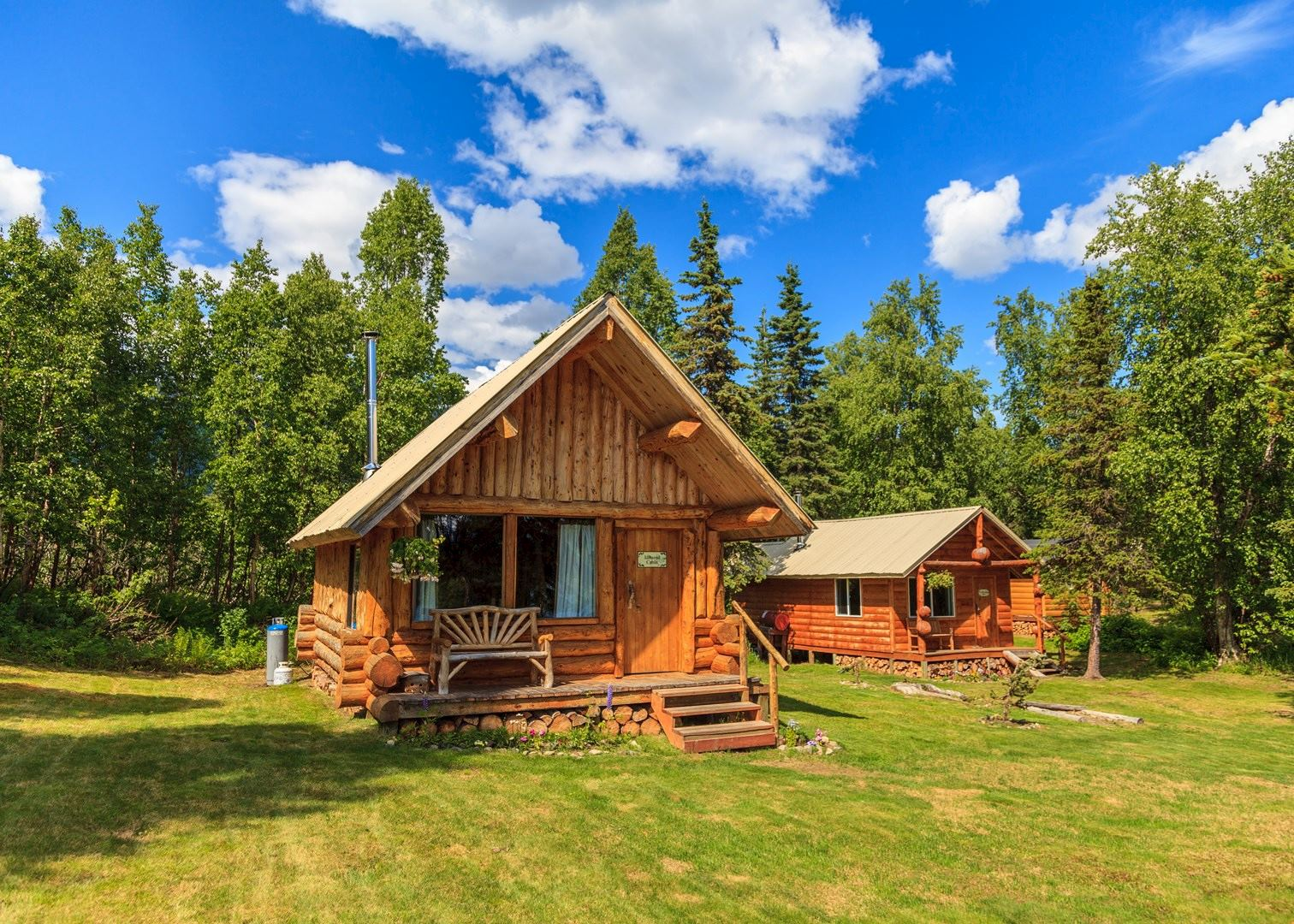 Winterlake lodge hotels in anchorage audley travel for Alaska cottage