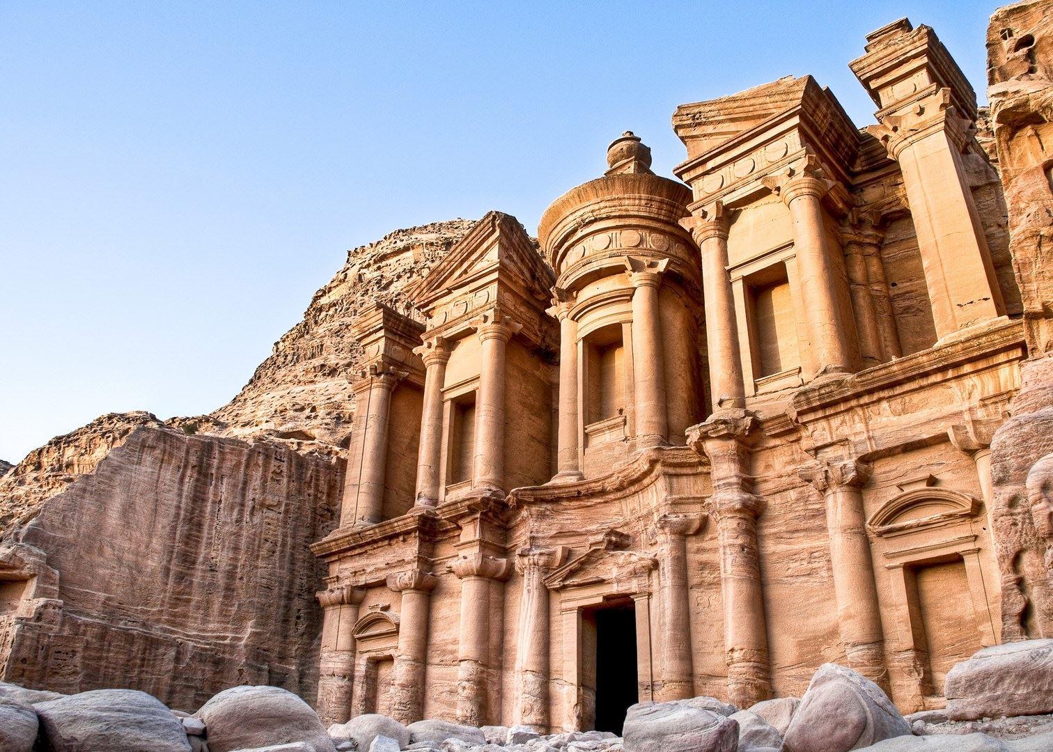 Visit Petra on a trip to Jordan | Audley Travel