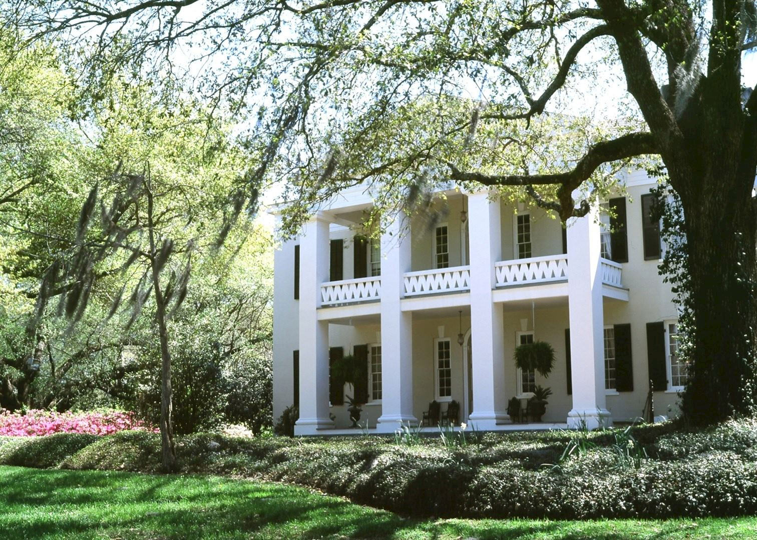 Plantation Homes Of The Deep South Audley Travel