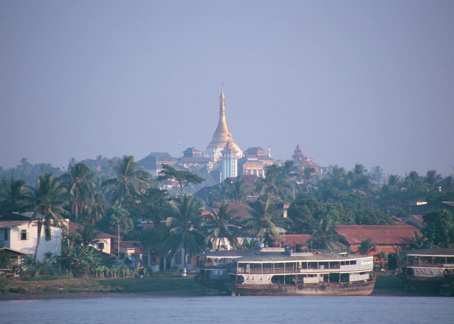 Visit Mawlamyine  Moulmein  In Burma  Myanmar