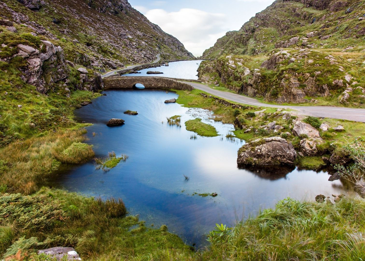 Gap of Dunloe jaunting car and boat trip   Audley Travel