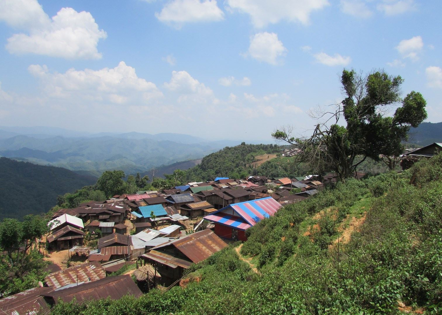 Ikho Tribe Village Visit , Laos  Audley Travel