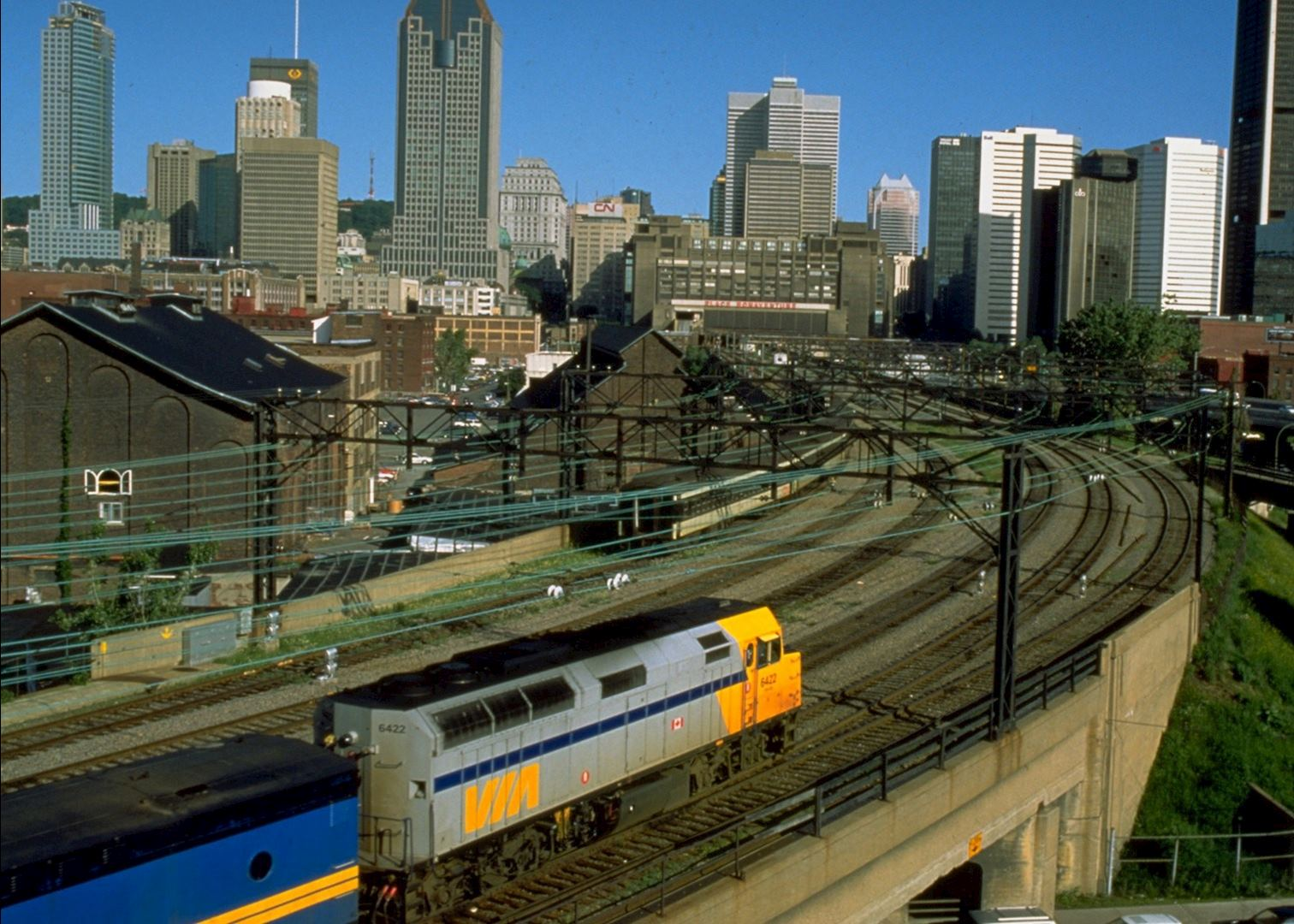 Canada S Eastern Cities By Train Audley Travel