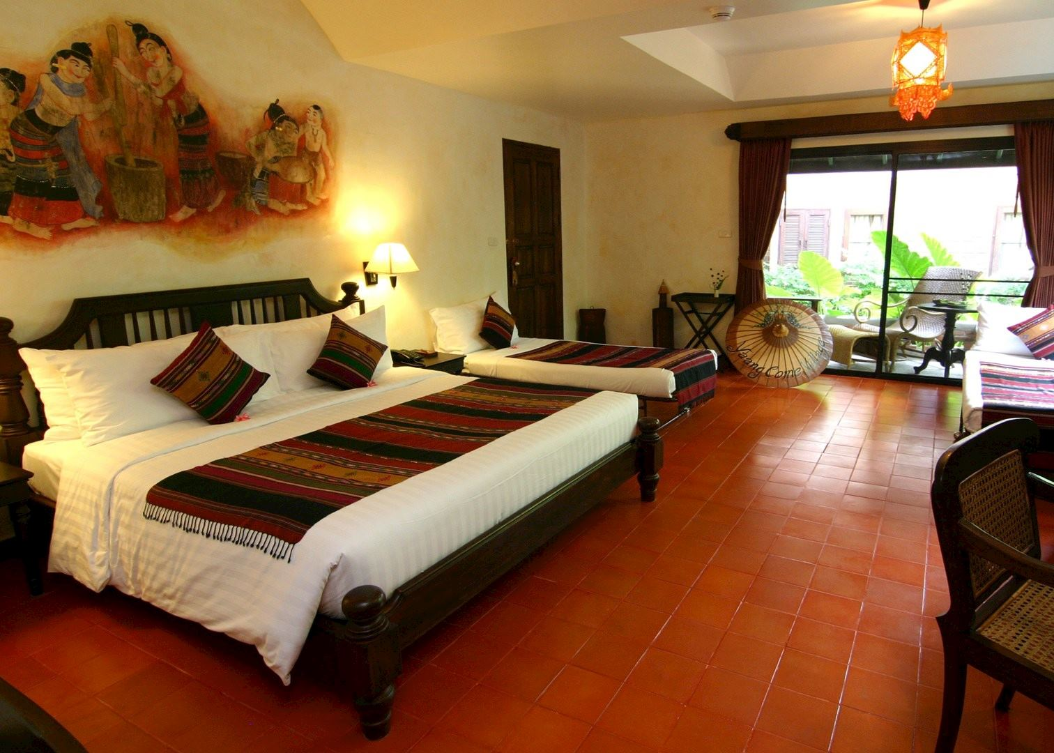 yaang come village hotels in chiang mai audley travel. Black Bedroom Furniture Sets. Home Design Ideas
