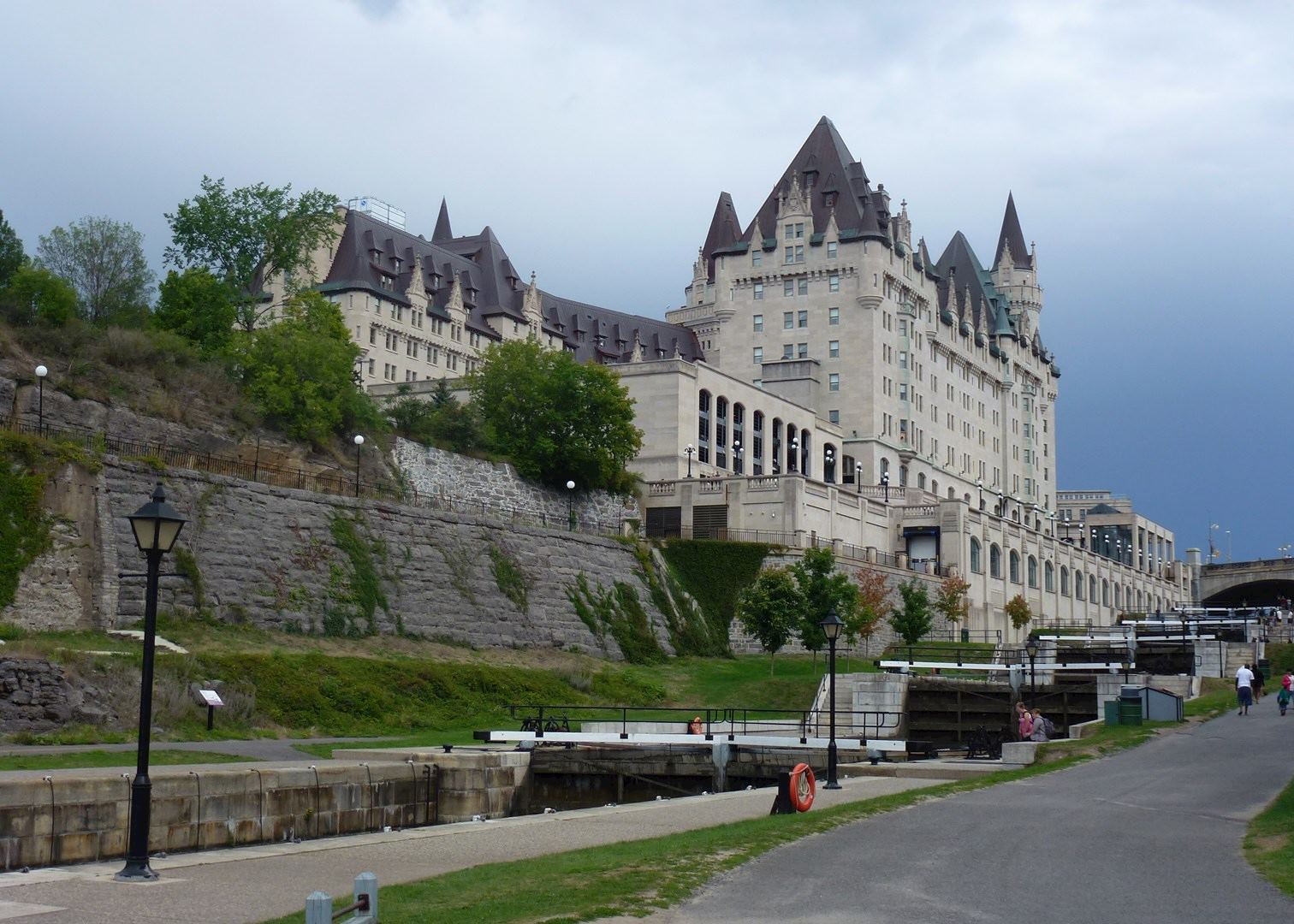 Fairmont Chateau Laurier Hotels In Ottawa Audley Travel