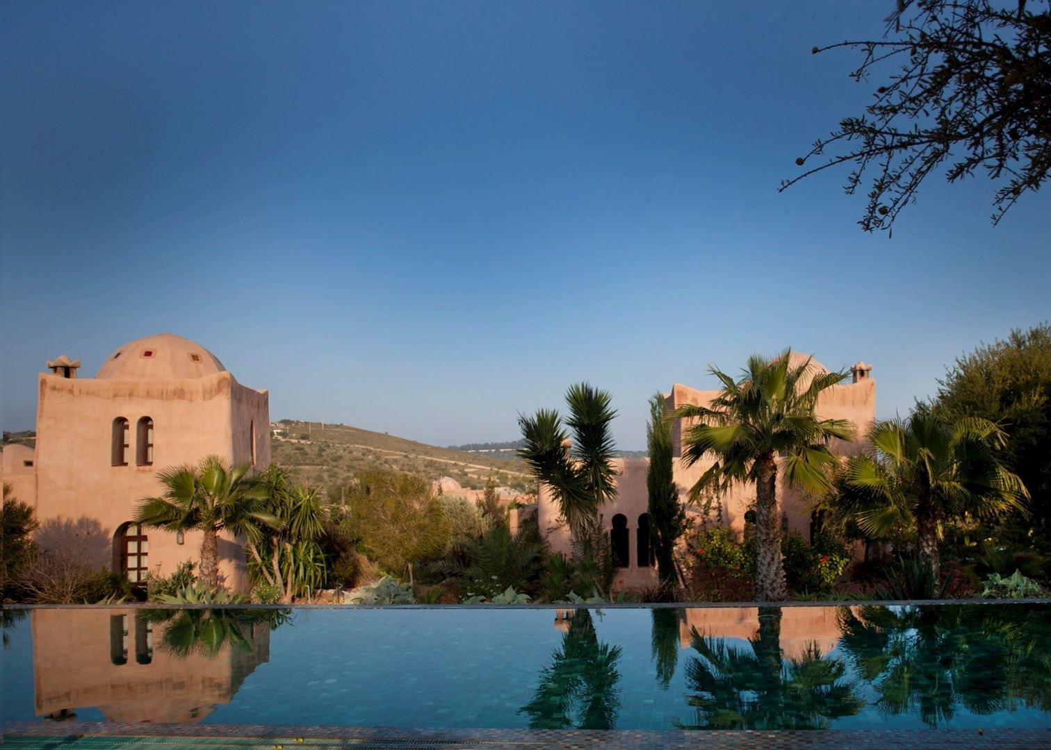 Jardins des douars hotels in essaouira audley travel - Les jardins de villa maroc essaouira ...
