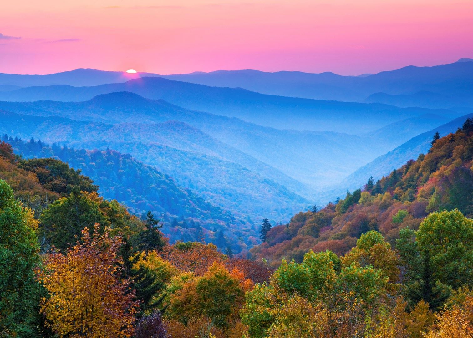 Blue Ridge & Great Smoky Mountains Self-Drive   Audley Travel