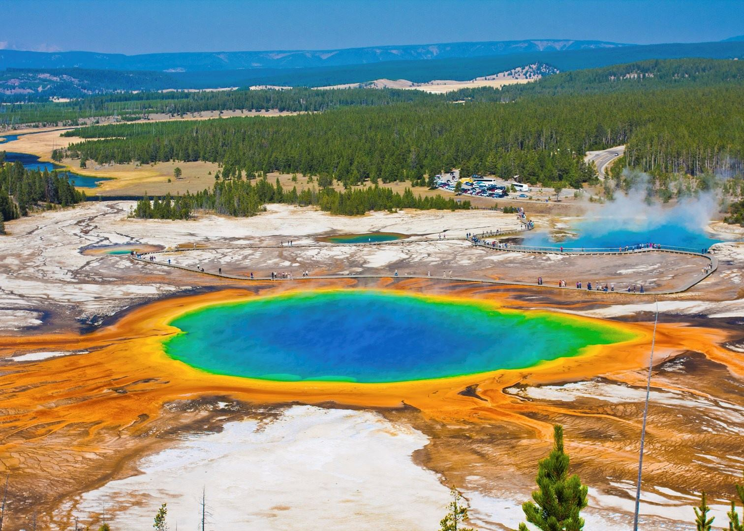 Visit Yellowstone National Park The Usa Audley Travel