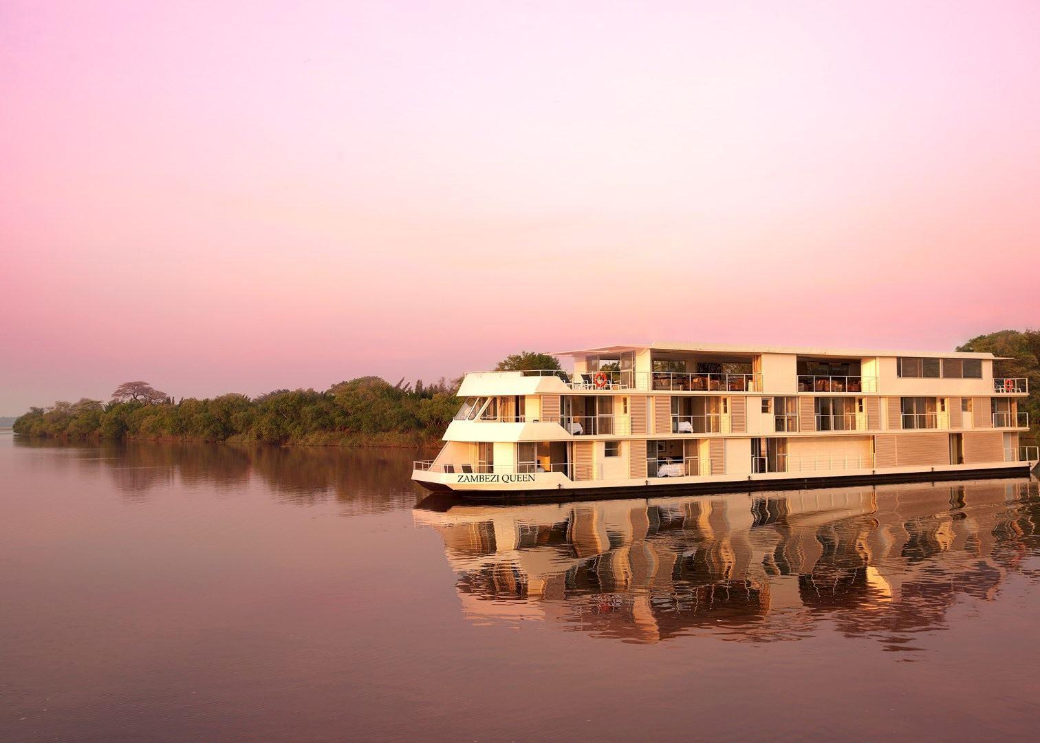Zambezi Queen Chobe National Park Audley Travel
