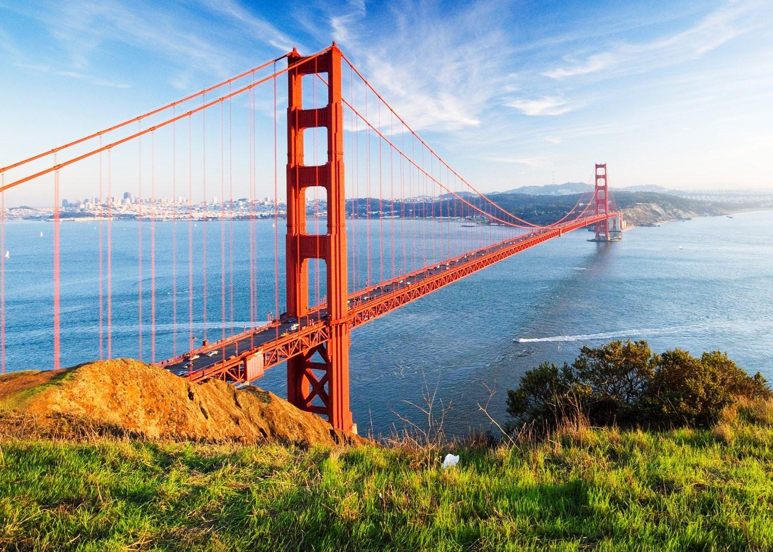 Travel Golden Gate Bridge San Francisco USA