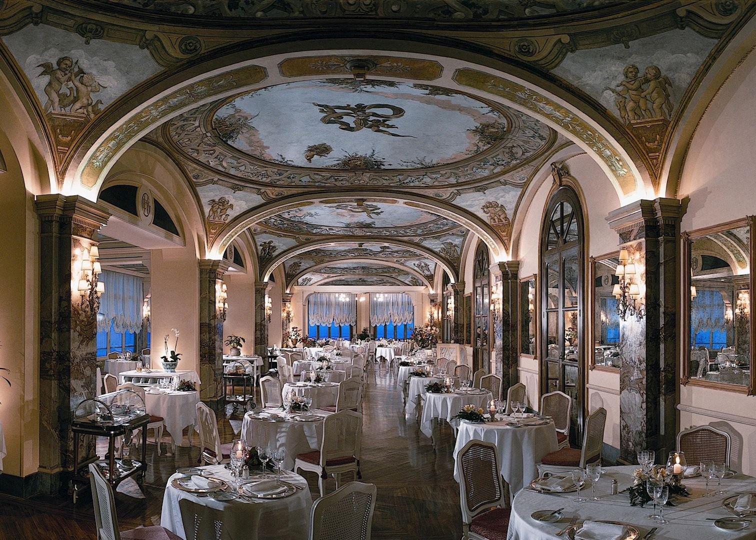 Grand Hotel Excelsior Vittoria Audley Travel