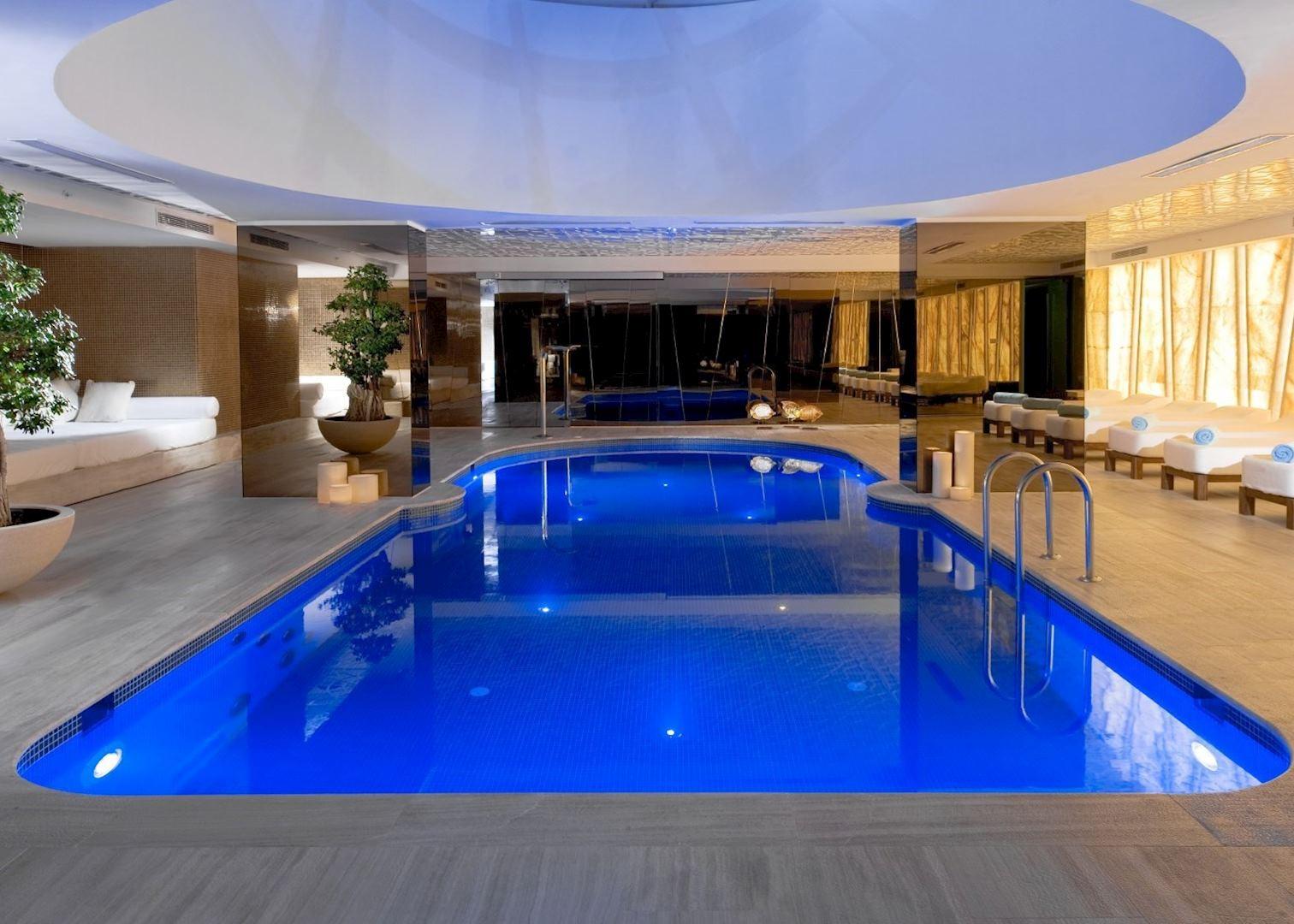 Indoor pool palmalife bodrum resort spa bodrum
