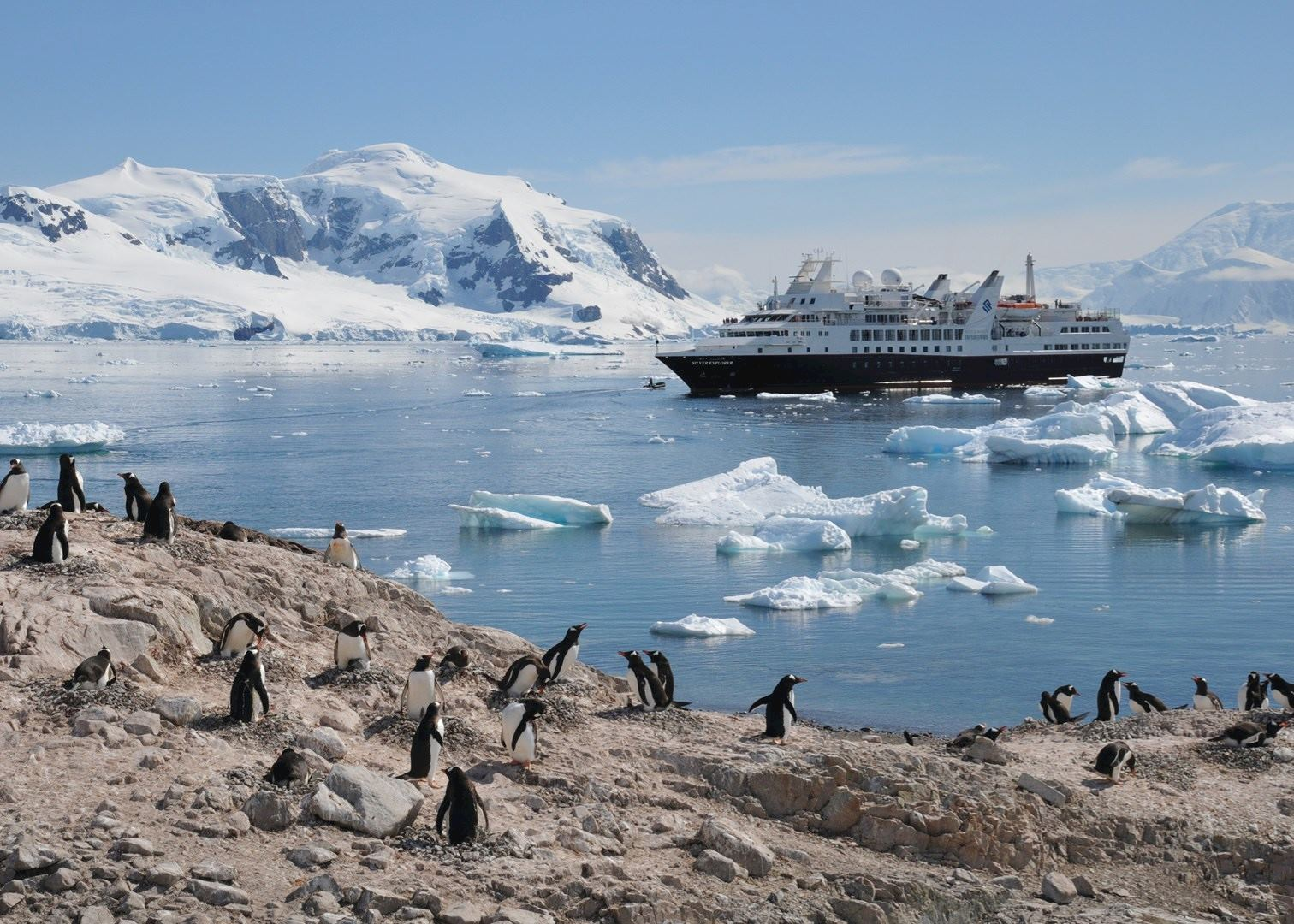 Silver Explorer Antarctic Cruises Audley Travel