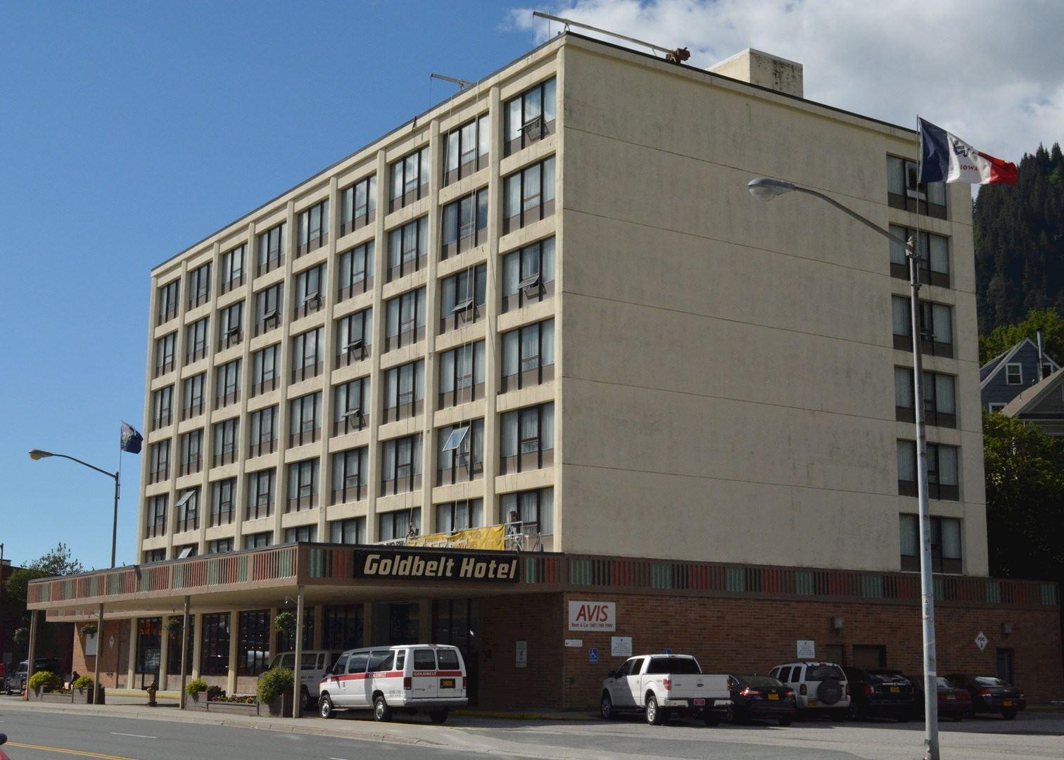 Juneau Motels Near Airport