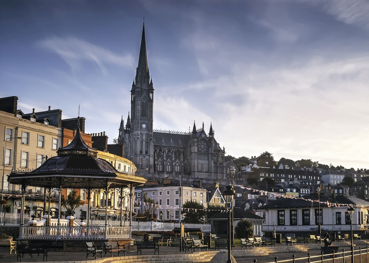 Cobh Titanic Walking Tour