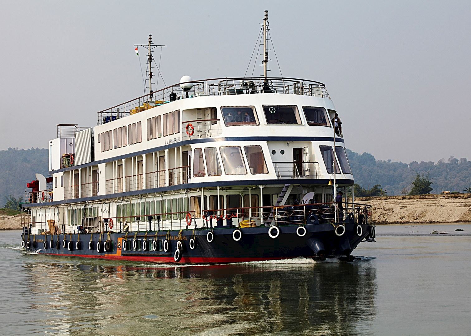 Mahabaahu India Cruises Audley Travel
