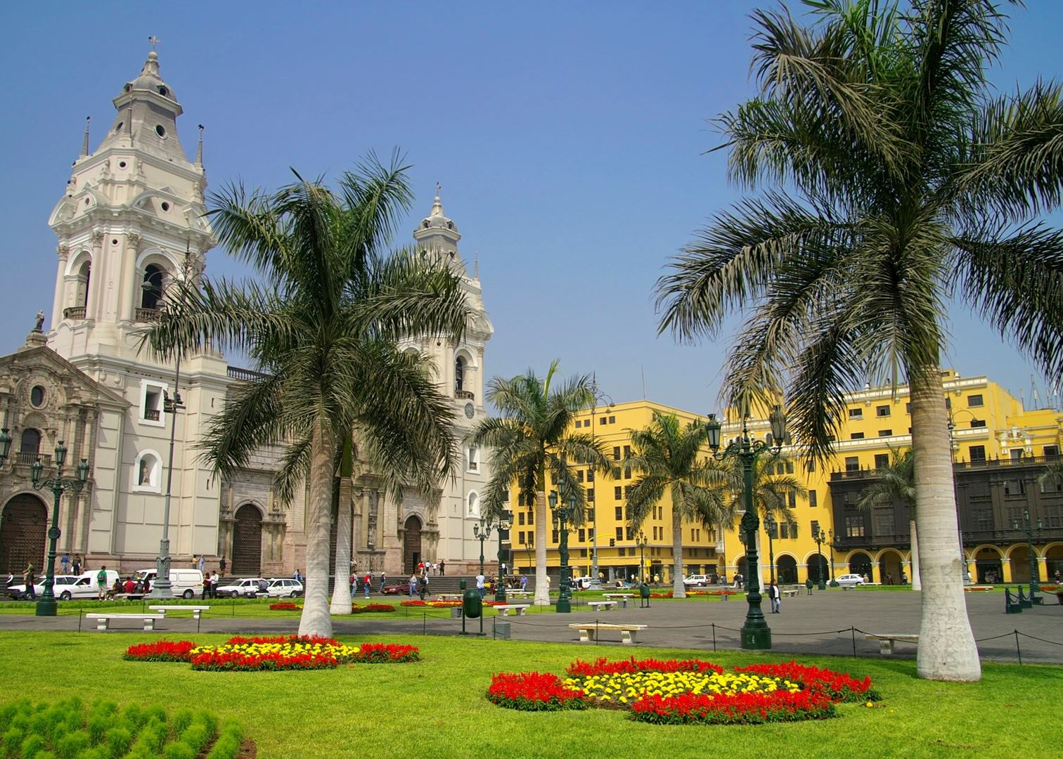 Visit Lima On A Trip To Peru Audley Travel