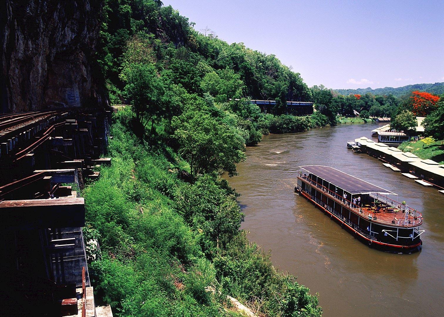 Visit Kanchanaburi Amp The River Kwai Audley Travel