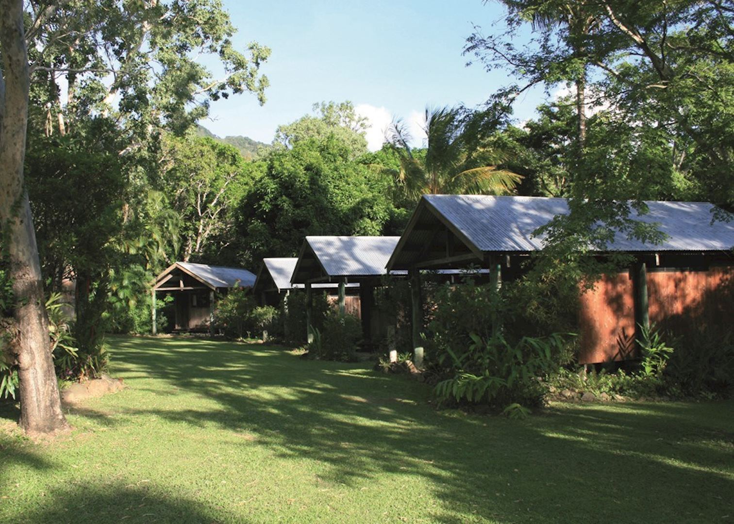 Mungumby Lodge: Hotels In Cooktown