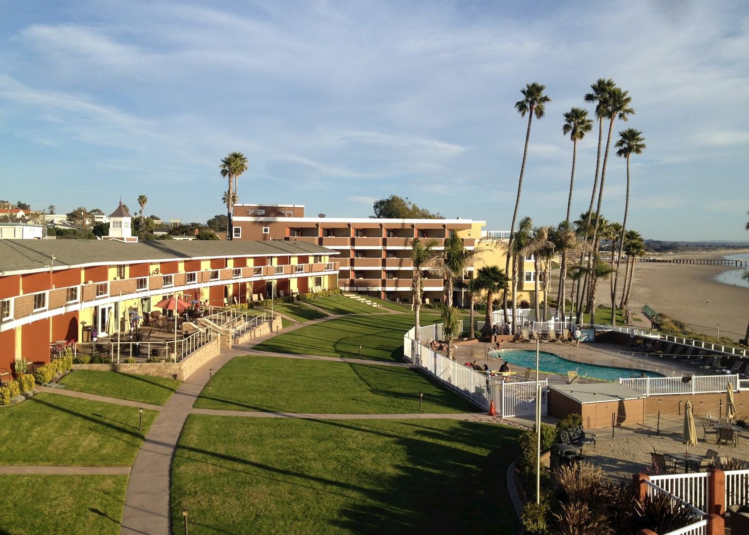 Seacrest Oceanfront Hotel Pismo Beach Audley Travel