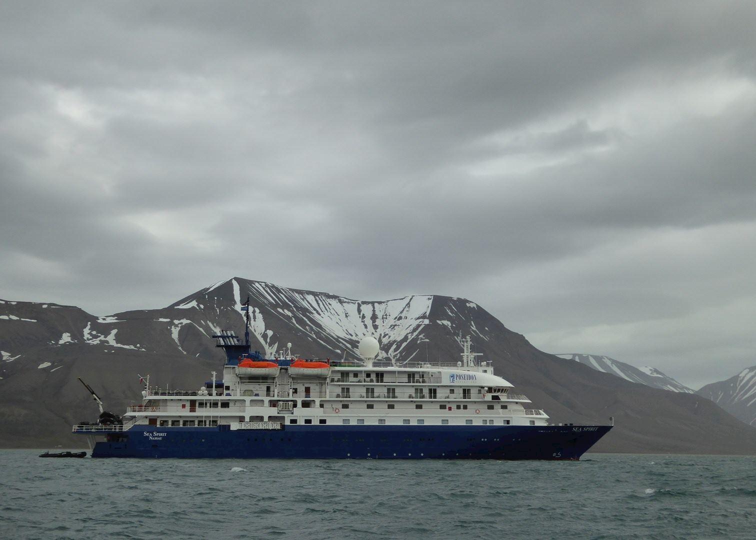 Sea Spirit  Antarctic Cruises  Audley Travel