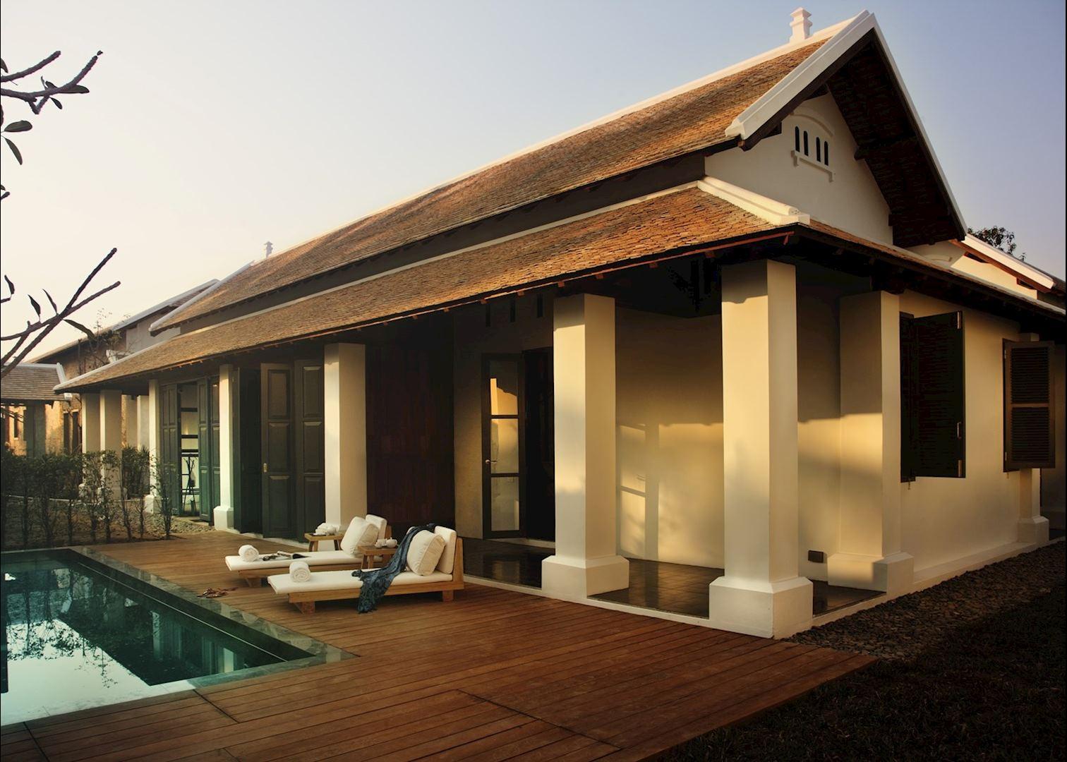 sofitel luang prabang hotels in luang prabang audley travel. Black Bedroom Furniture Sets. Home Design Ideas