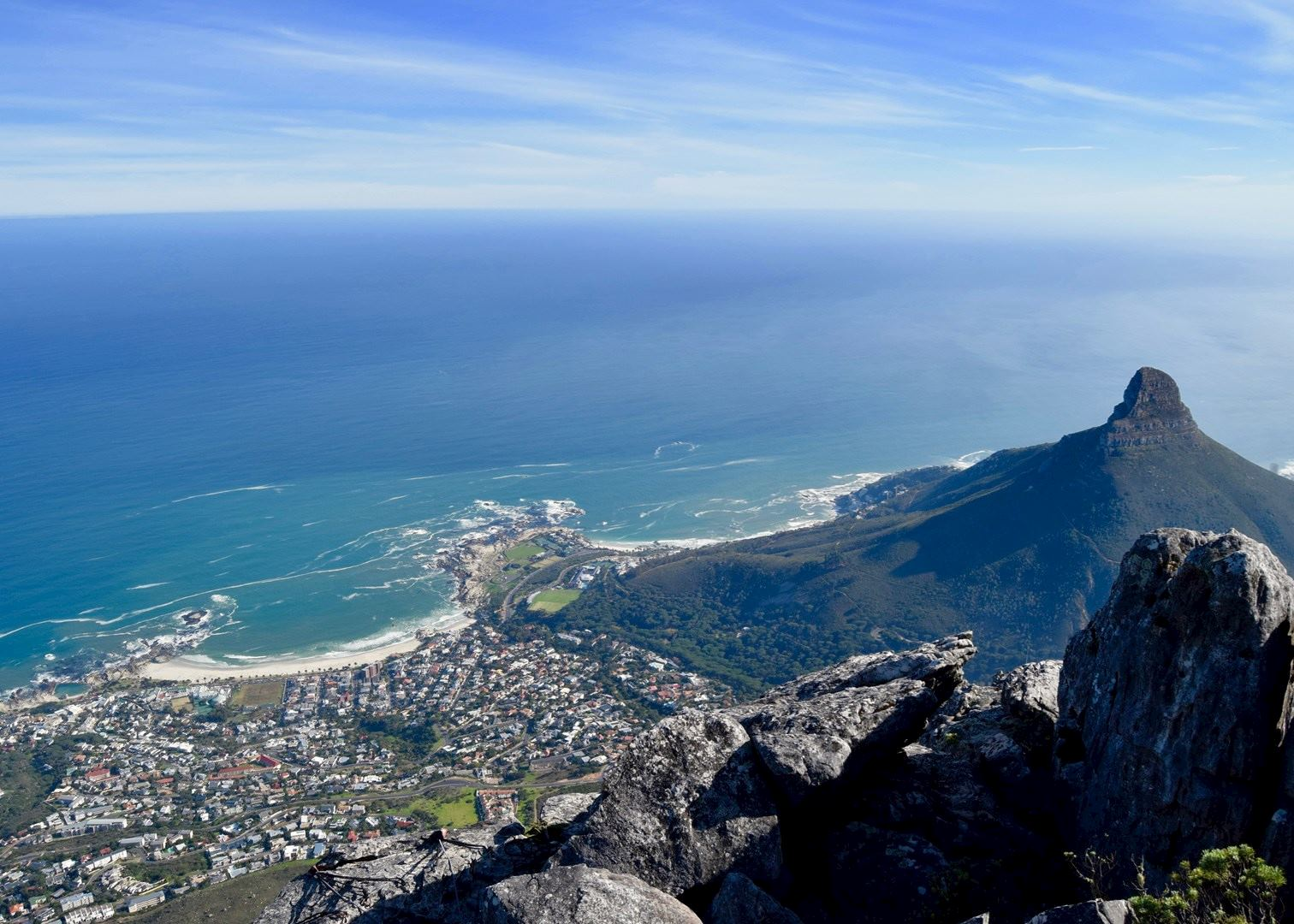 table mountain tour south africa audley travel