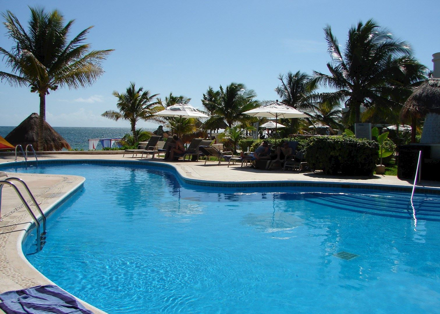 Azul Beach Hotel  The Mayan Riviera  Audley Travel