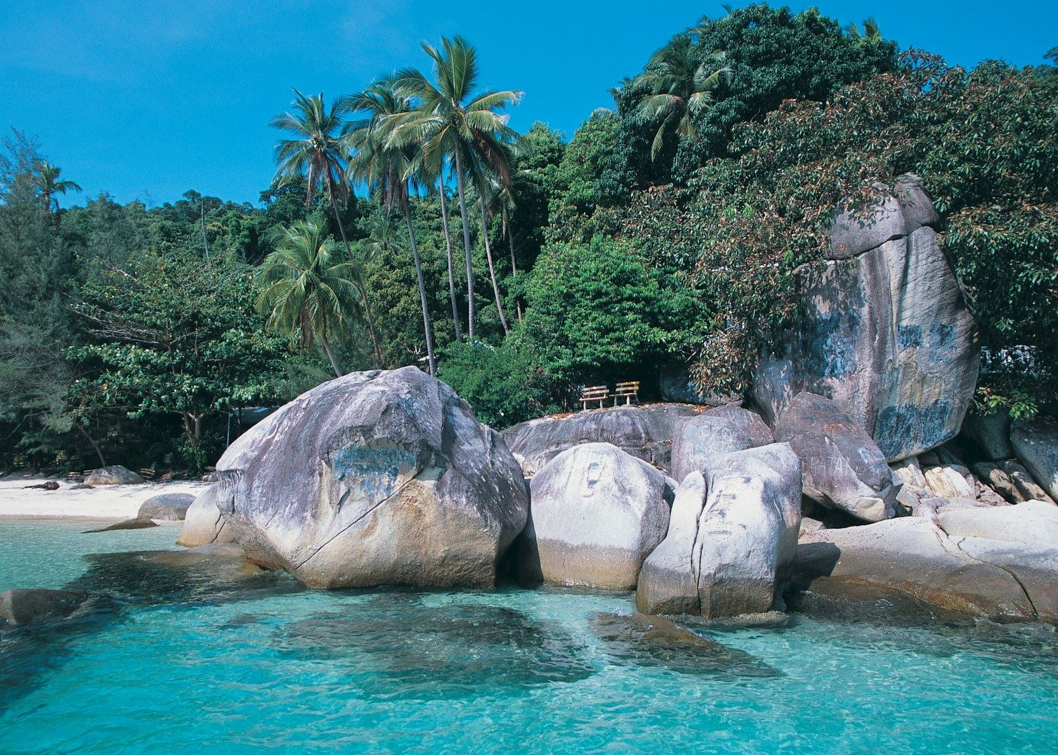 Perhentian Islands on 1