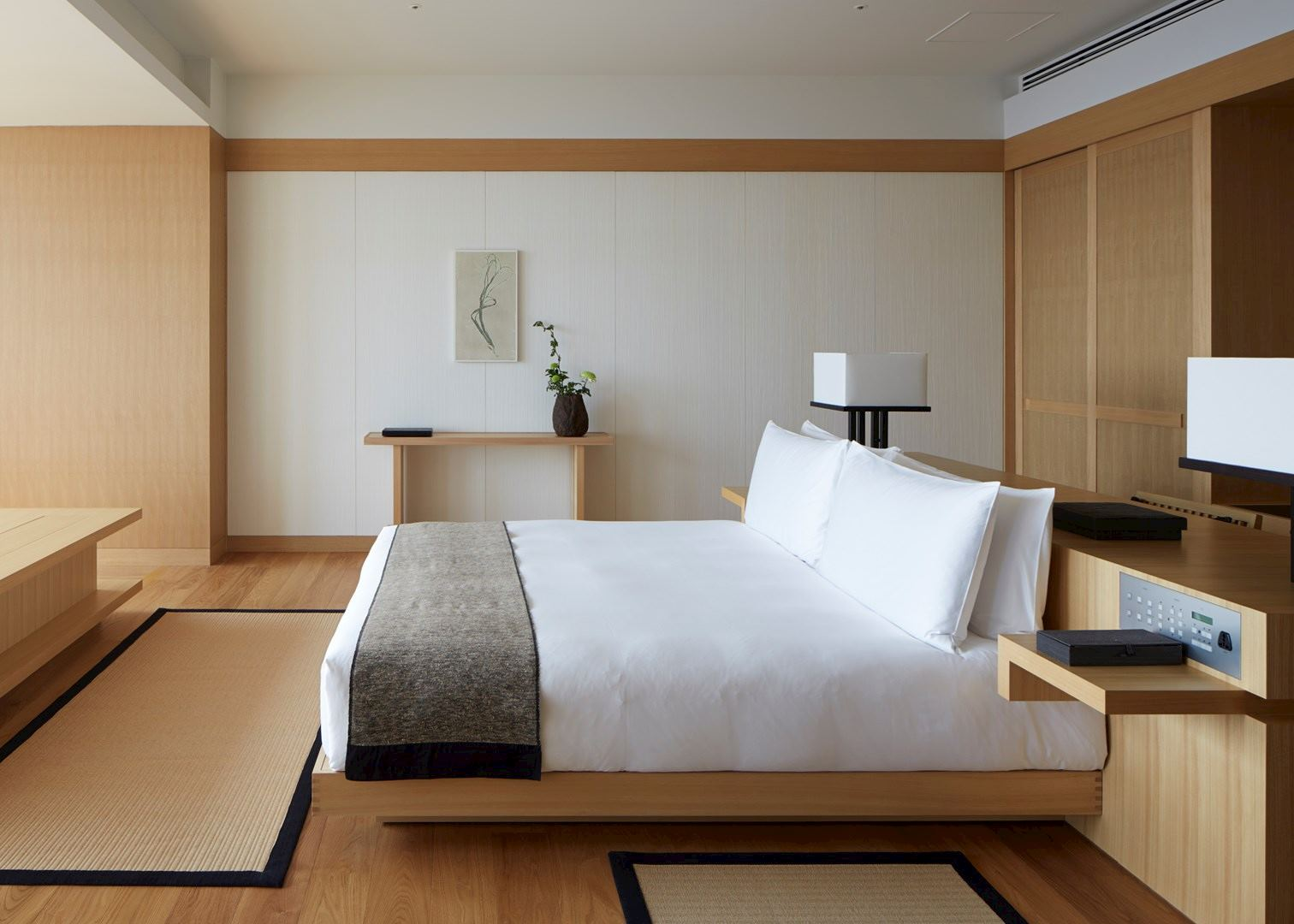 Aman tokyo hotels in tokyo audley travel for Design hotel tokyo