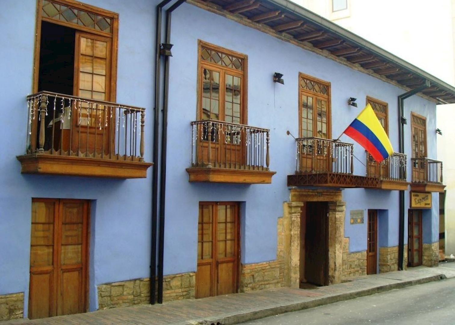 Casa de la botica hotels in bogota audley travel for Casa colombia