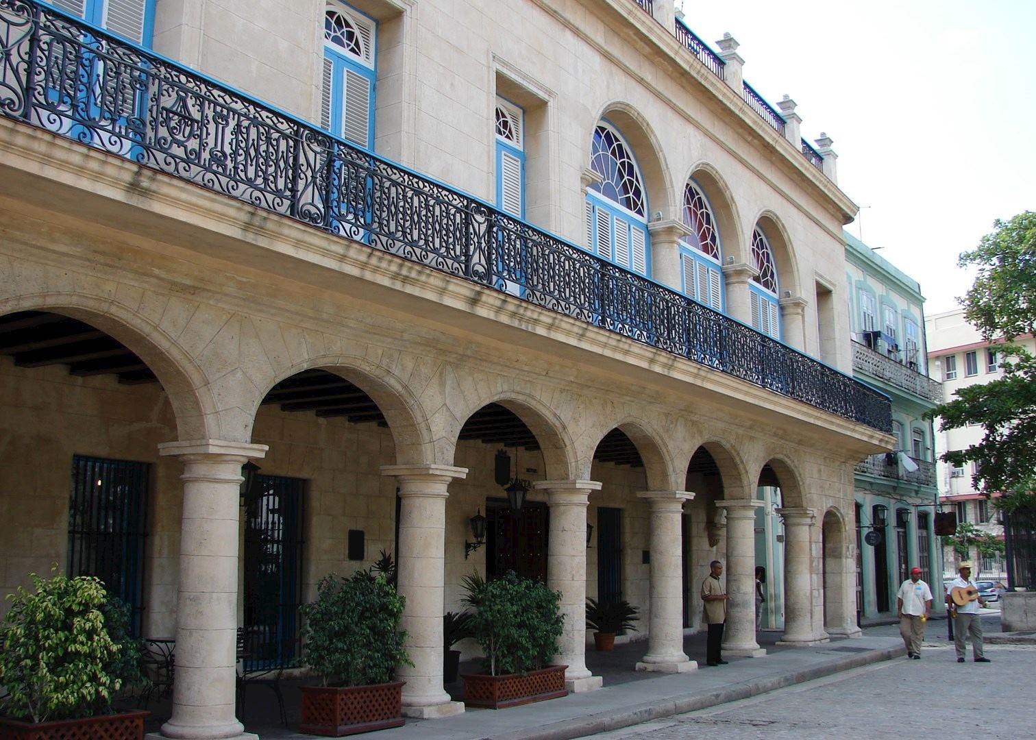 hotel santa isabel hotels in havana audley travel. Black Bedroom Furniture Sets. Home Design Ideas