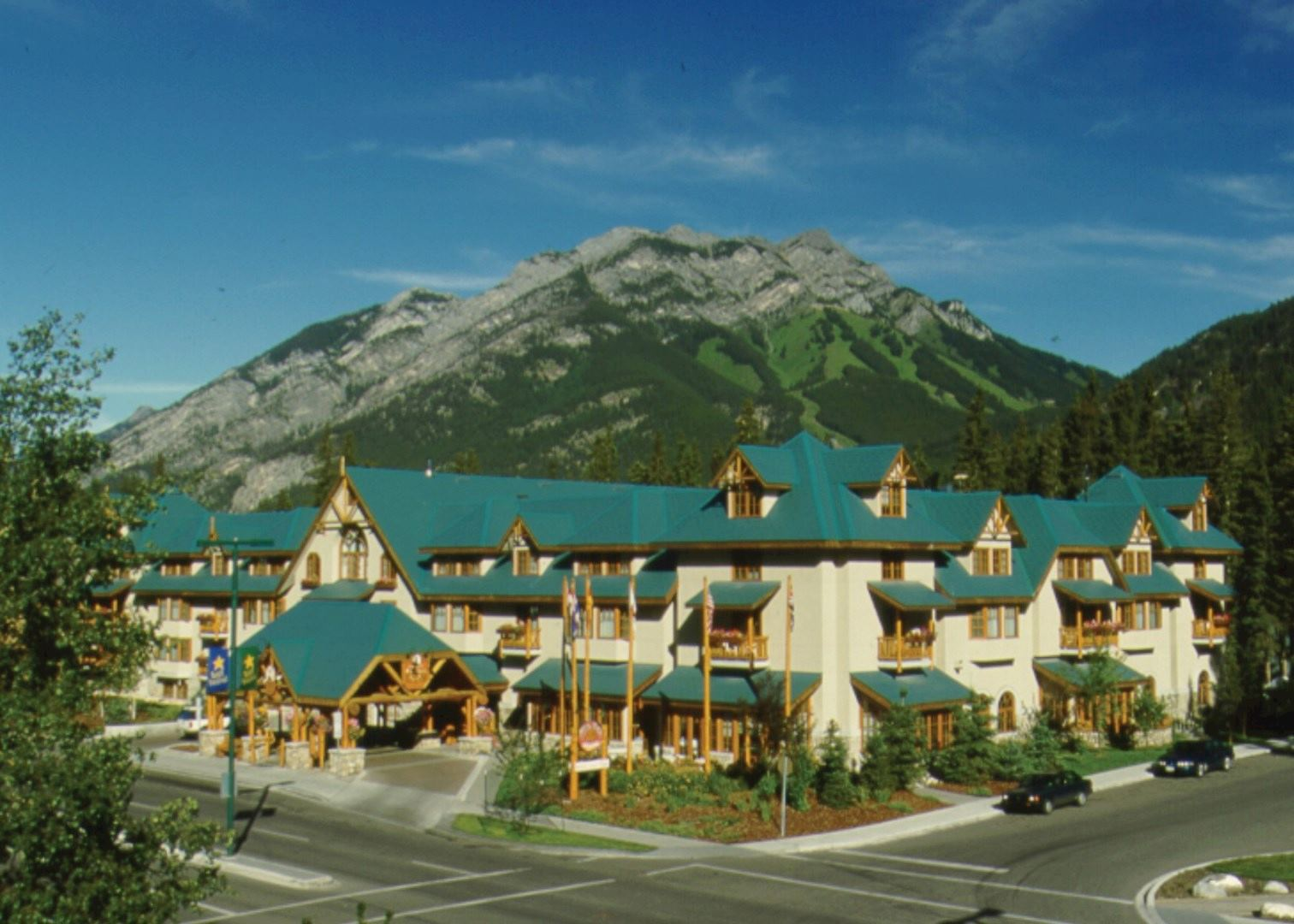 Best Western Hotels In Banff