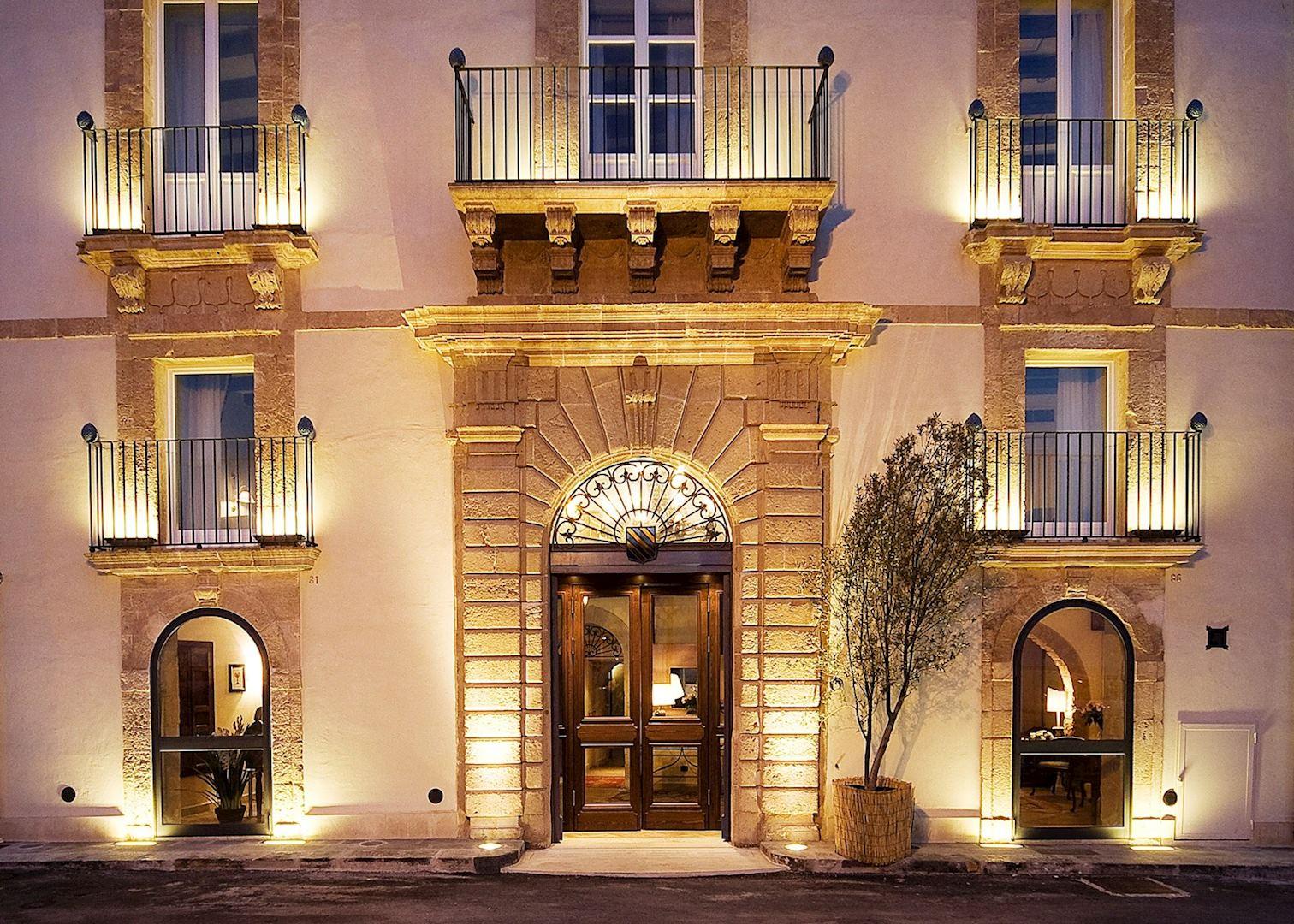 Algila Ortigia Charme Hotel Hotels In Syracuse Audley