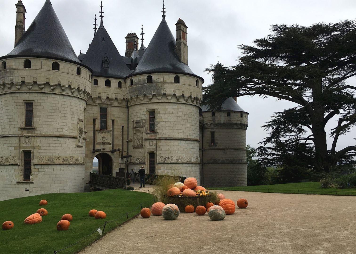 Visit Château de Chaumont-sur-Loire, France   Audley Travel