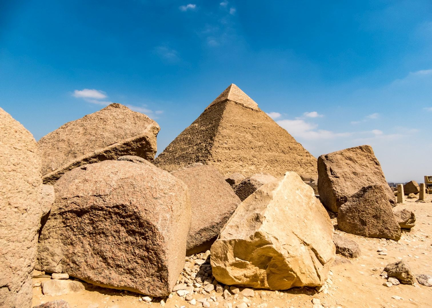 Visit Giza on a trip to Egypt | Audley Travel