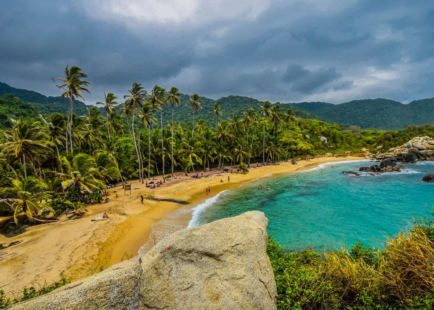 The Ultimate Guide to Visiting Tayrona National Park ...