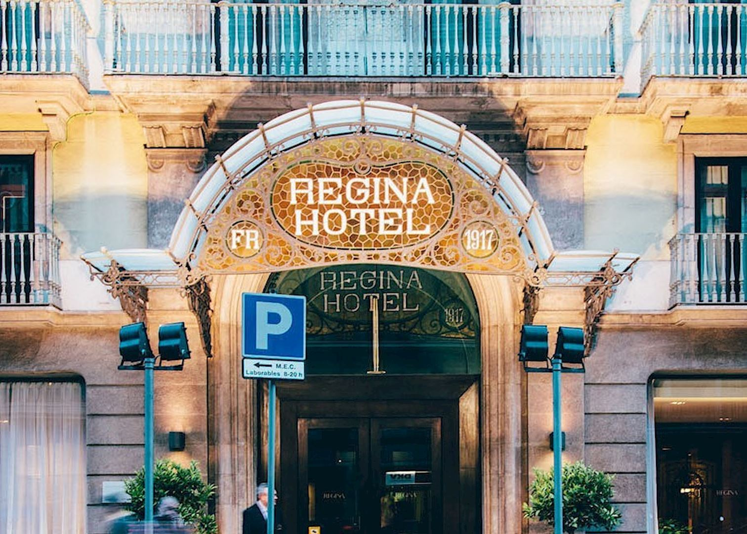 Hotel Regina Hotels In Barcelona Audley Travel