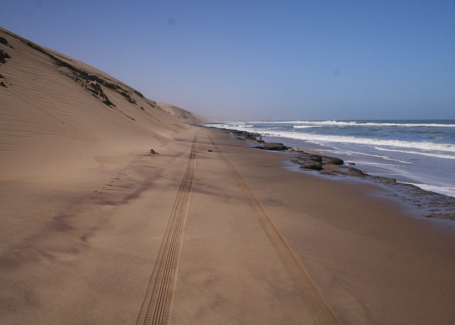 Sandwich Harbour Day Trip Namibia Audley Travel