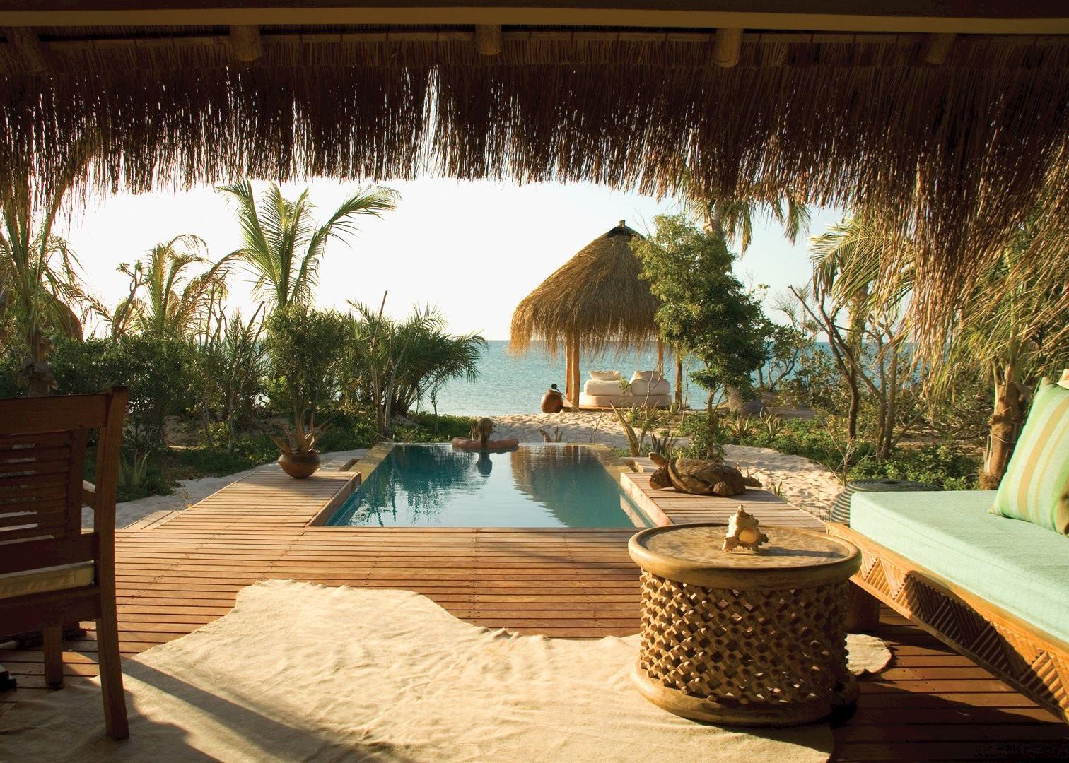Beach Villa Azura Benguerra