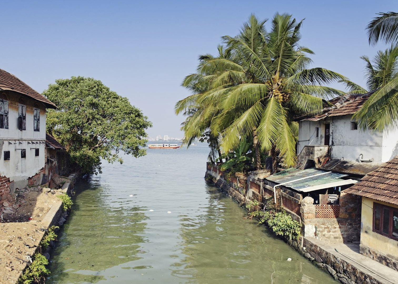Cochin city tour india audley travel for Local house builders