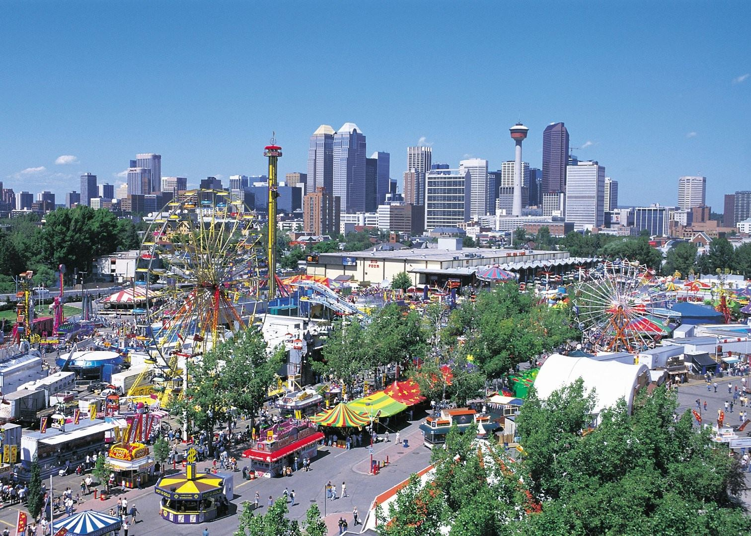 Calgary Stampede Rodeo Canada Audley Travel