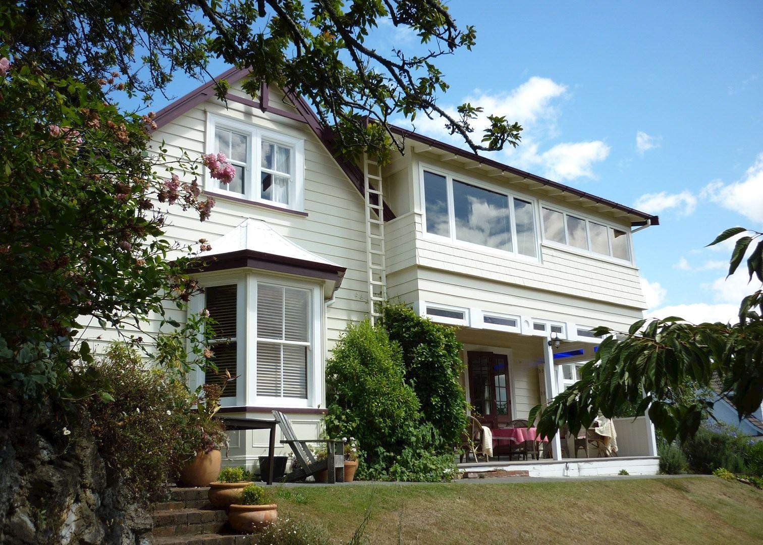 Cobden Garden Homestay Napier Hotels Audley Travel