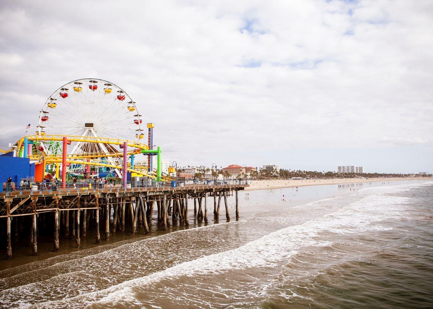 Best Hotels Santa Monica Pier