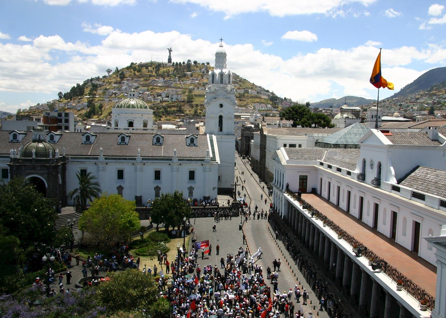 Visit Quito On A Trip To Ecuador Audley Travel