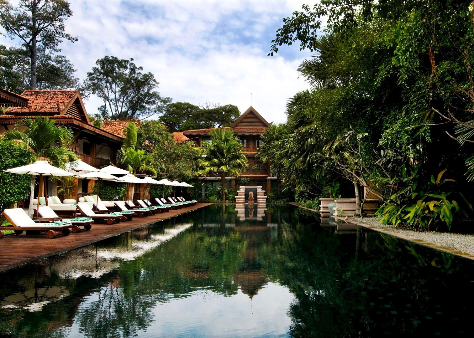 Belmond la residence d angkor audley travel for D furniture cambodia