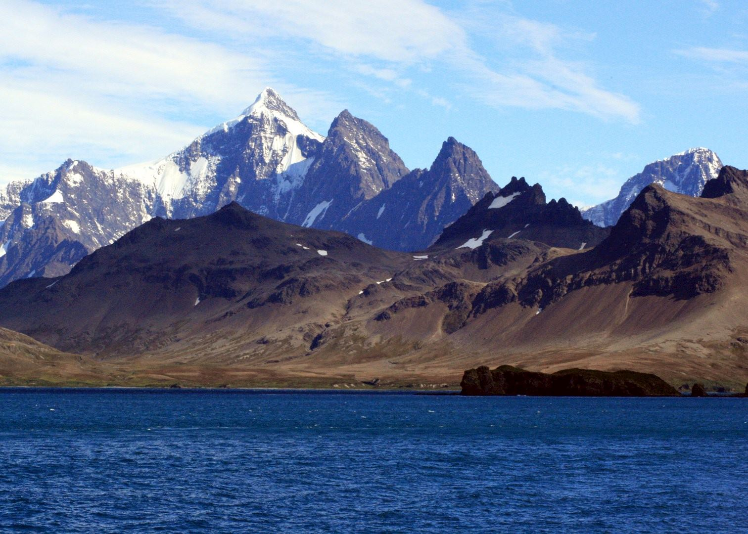 Visit South Georgia On A Trip To Antarctica Audley Travel