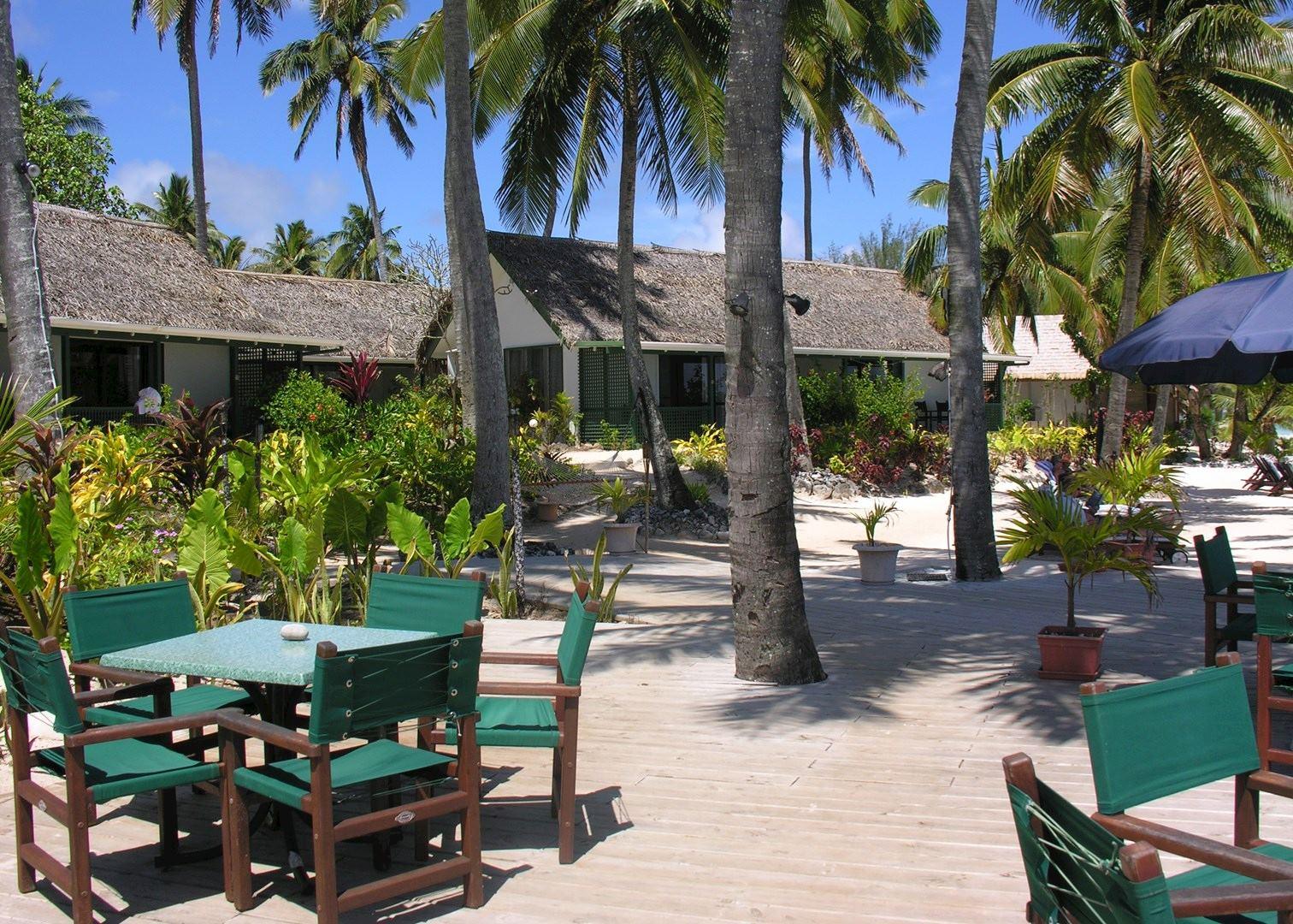 manuia beach boutique hotel rarotonga audley travel. Black Bedroom Furniture Sets. Home Design Ideas