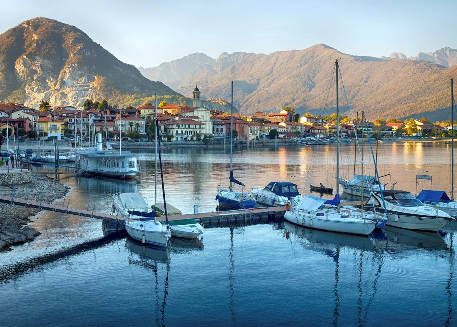 Tailor made vacations in stresa audley travel for Stresa lake maggiore