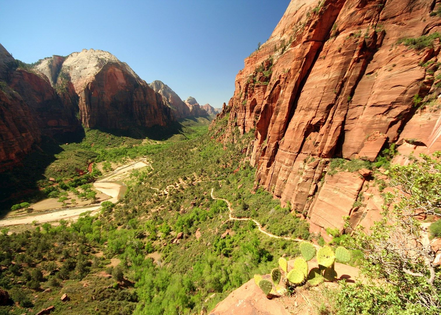 Visit Zion National Park On A Trip To The Usa Audley Travel